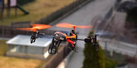 Die missbräuchliche Nutzung von Drohnen