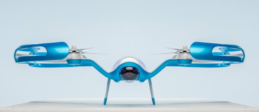 FlyBi Drohne