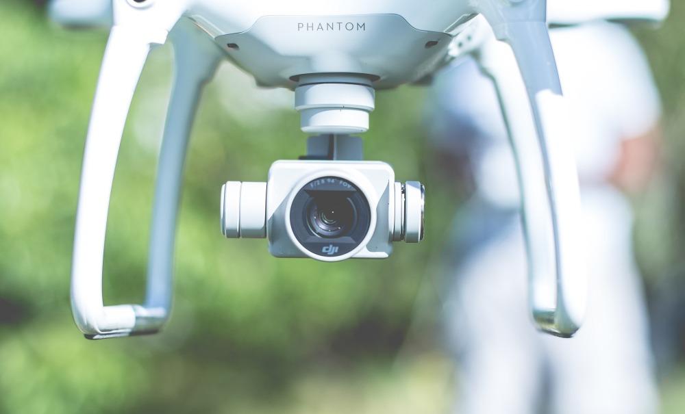 DJI Phantom 4 Kamera-Qualität im Vergleich zu Phantom 3 Professional