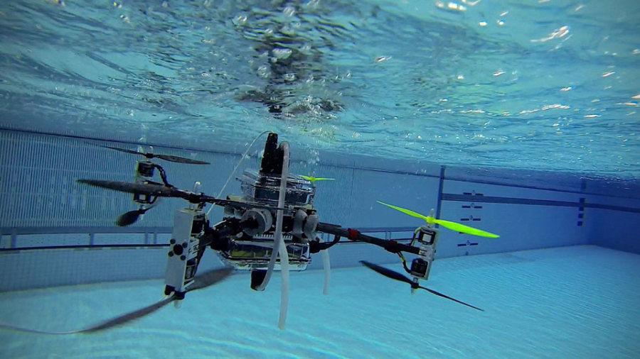 Wasserdichte Drohnen - diese Modelle sind auf dem Markt