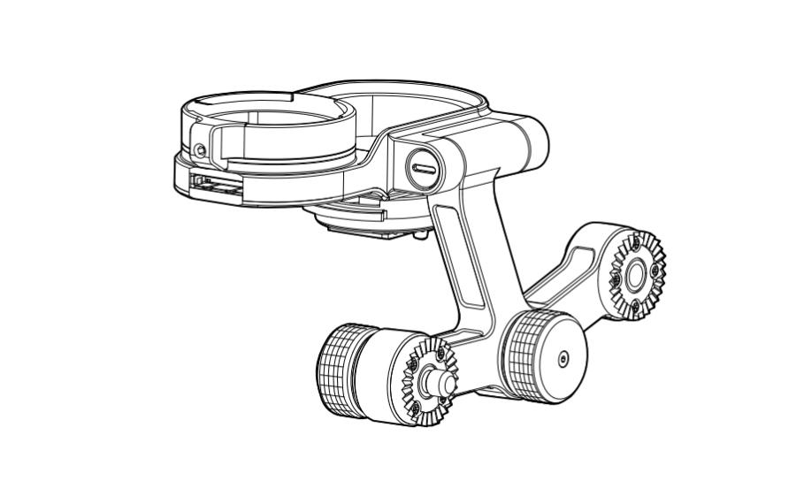 DJI Osmo X5 Adapter 1