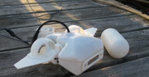 Fathom One Unterwasser-Drohne