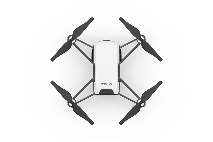 tello dji quadrocopter