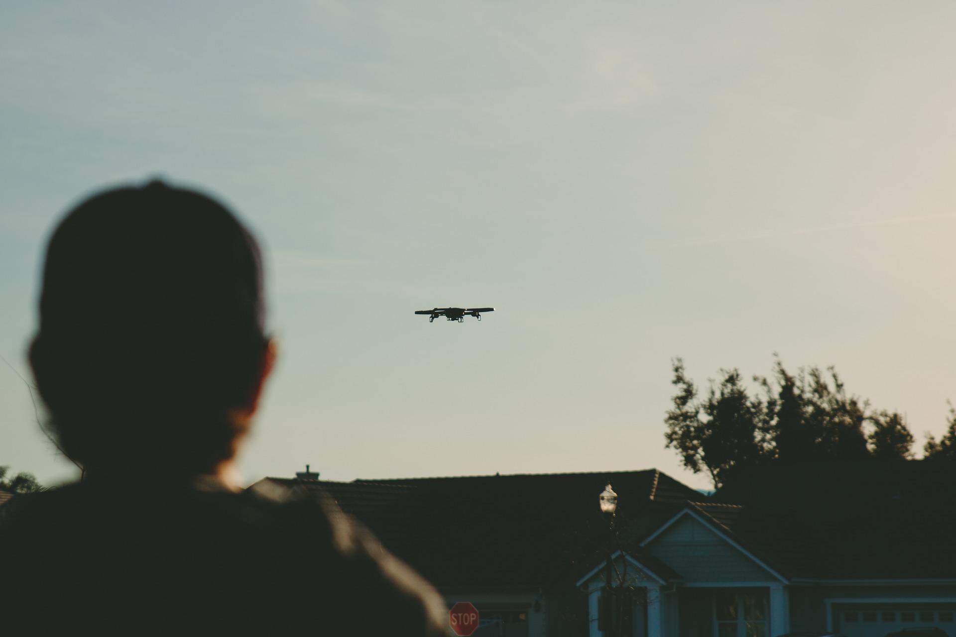 Drohne auf Kredit